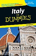 Dummies Travel #84: Italy for Dummies