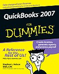 QuickBooks 2007 for Dummies (For Dummies)