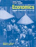 Economics : Theory and Practice - Study Guide (8TH 07 Edition) Cover