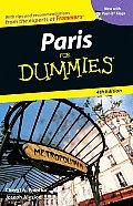 Paris for Dummies (For Dummies Travel: Paris)