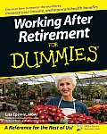 Working After Retirement for Dummies (For Dummies)