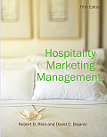 Hospitality Marketing Management Cover