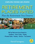 Retirement Places Rated What You Need to Know to Plan the Retirement You Deserve