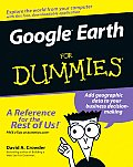 Google Earth for Dummies (For Dummies)