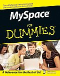 Myspace for Dummies (For Dummies)