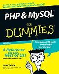 PHP & MySQL For Dummies 3rd Edition