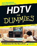 Hdtv for Dummies (2ND 07 Edition)