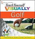 Teach Yourself Visually #3: Teach Yourself Visually Golf Cover