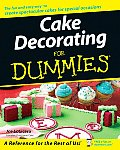 Cake Decorating for Dummies (For Dummies)