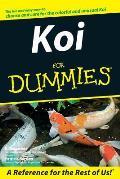 Koi for Dummies (For Dummies)
