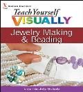 Teach Yourself Visually Jewelry Making & Beading (Teach Yourself Visually) Cover