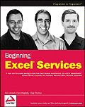 Beginning Excel Services (Programmer to Programmer) Cover