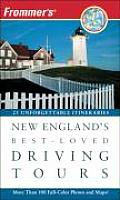 Frommer's New England's Best-Loved Driving Tours (Frommer's New England's Best-Loved Driving Tours)