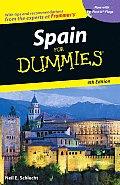 Spain for Dummies (For Dummies Travel: Spain)