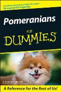 Pomeranians for Dummies (For Dummies) Cover