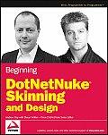 Beginning DotNetNuke Skinning & Design