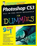 Photoshop CS3 All-In-One Desk Reference for Dummies (For Dummies)