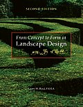 From Concept To Form in Landscape Design (2ND 07 Edition)