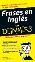 Frases en Ingles Para Dummies (For Dummies)