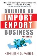 Building An Import Export Business 4th Edition