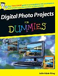 Digital Photo Projects for Dummies with DVD (For Dummies)