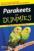 Parakeets for Dummies (For Dummies)