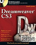 Dreamweaver CS3 Bible with CDROM