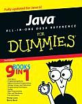 Java All In One Desk Reference for Dummies 2nd Edition