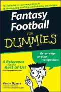 Fantasy Football for Dummies (For Dummies)