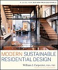 Modern Sustainable Residential Design (09 Edition)
