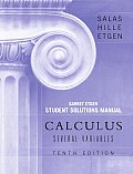 Calculus Student Solutions Manual Several Variables