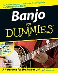 Banjo For Dummies With Cd