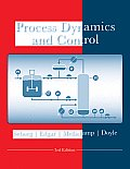 Process Dynamics and Control (3RD 11 Edition) Cover