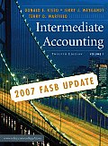 Intermediate Accounting, Volume I - Updated (12TH 08 - Old Edition)