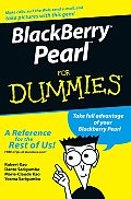 Blackberry Pearl for Dummies (For Dummies)