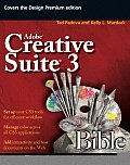 Adobe Creative Suite 3 Bible (Bible) Cover