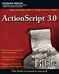 Actionscript 3.0 Bible (08 - Old Edition) Cover