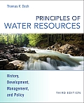 Principles Of Water Resources 3rd Edition Histor