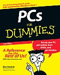 PCs For Dummies 11th Edition