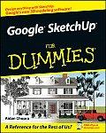 Google SketchUp for Dummies (For Dummies) Cover