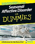 Seasonal Affective Disorder for Dummies (For Dummies) Cover