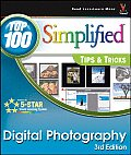Digital Photography Top 100 Simplified 3