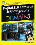 Digital SLR Cameras & Photography for Dummies 2nd Edition