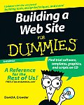 Building A Web Site For Dummies 3rd Edition