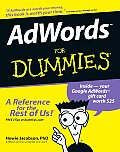 AdWords for Dummies (For Dummies) Cover