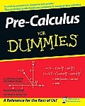 Pre-Calculus for Dummies (For Dummies)