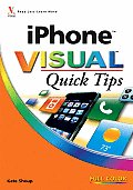 Iphone Visual Quick Tips (Visual Quick Tips)