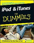 iPod & iTunes For Dummies 5th Edition