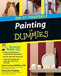 Do-It-Yourself Painting for Dummies (For Dummies (Lifestyles Paperback))