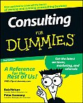Consulting for Dummies (2ND 09 Edition)